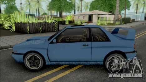 Lampadati Allegro para GTA San Andreas