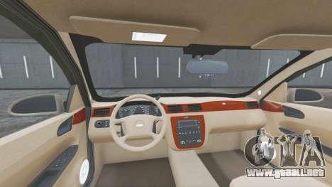 Chevrolet Impala LS 2010〡add-on v2.0.1