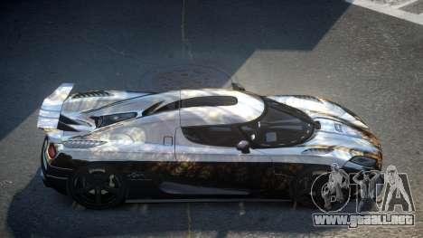 Koenigsegg Agera US S4 para GTA 4