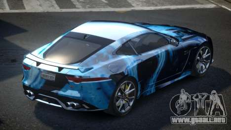 Jaguar F-Type U-Style S7 para GTA 4