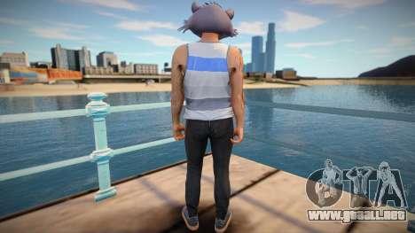 Guy 38 from GTA Online para GTA San Andreas