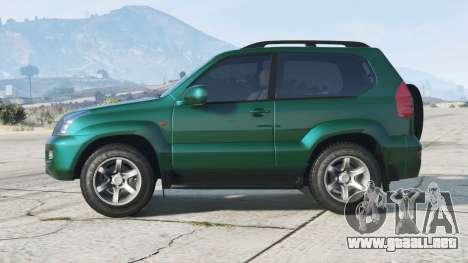 Toyota Land Cruiser Prado 3 puertas (J125W)〡add-