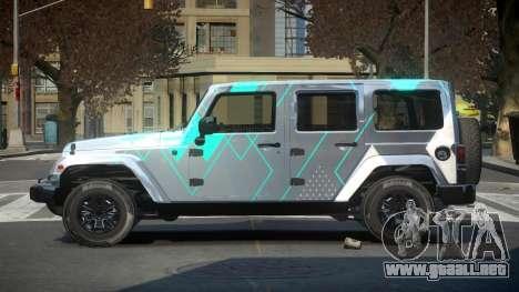 Jeep Wrangler PSI-U S3 para GTA 4