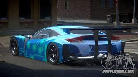 Honda HSV US S8 para GTA 4