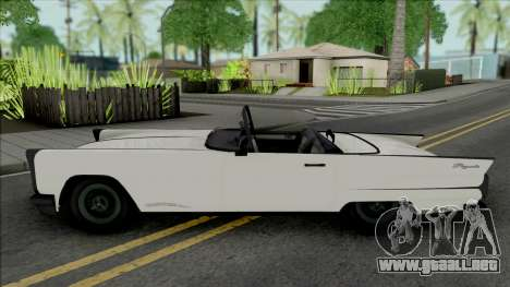 Vapid Peyote para GTA San Andreas