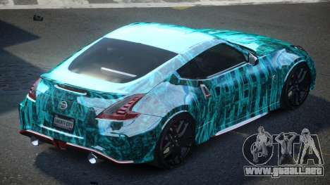 Nissan 370Z GS-R S5 para GTA 4