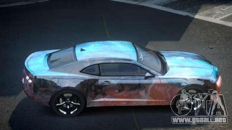 Chevrolet Camaro BS-U S3 para GTA 4