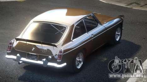 MG MGB GT U-Style para GTA 4