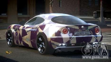 Alfa Romeo 8C US S3 para GTA 4