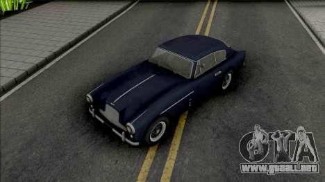Aston Martin DB2 1955 para GTA San Andreas