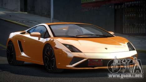 Lamborghini Gallardo IRS para GTA 4