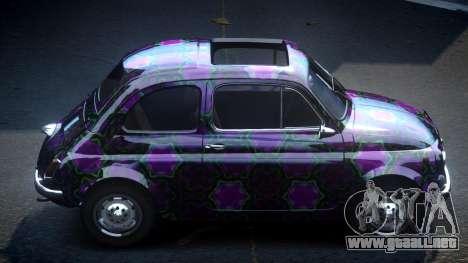 Fiat Abarth 70S S4 para GTA 4