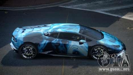 Lamborghini Huracan GST S7 para GTA 4