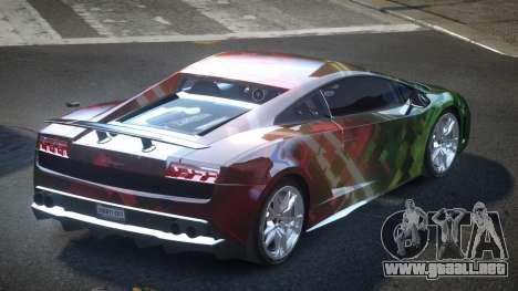 Lamborghini Gallardo SP-Q S4 para GTA 4