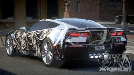 Chevrolet Corvette BS Z51 S10 para GTA 4