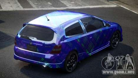 Honda Civic U-Style S7 para GTA 4