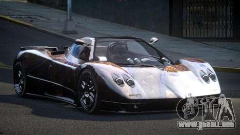Pagani Zonda BS-S S7 para GTA 4