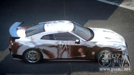 Nissan GT-R GS-S S2 para GTA 4