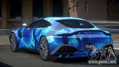 Aston Martin Vantage GS AMR S8 para GTA 4