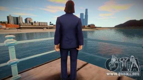Steven Seagal para GTA San Andreas