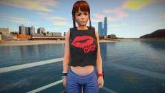 DOA Leifang Fashion Casual V1 para GTA San Andreas