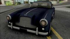 Aston Martin DB2 1955