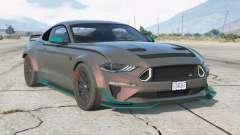 Ford Mustang RTR Spec 5 2018〡add-on v1.5 para GTA 5