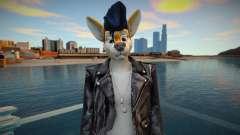 Random Furry Skin v2 para GTA San Andreas