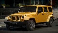 Jeep Wrangler PSI-U para GTA 4