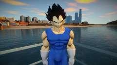 Majin Vegeta skin para GTA San Andreas