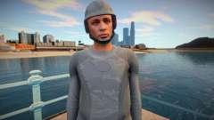 Male helmet from GTA Online para GTA San Andreas