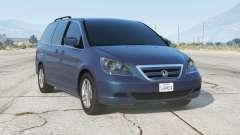 Honda Odyssey (RL3) 2005〡add-on para GTA 5