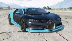 Bugatti Chiron 2016 v3.0 para GTA 5