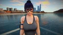 Nyotengu Special Agent para GTA San Andreas