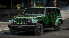 Jeep Wrangler PSI-U S2 para GTA 4