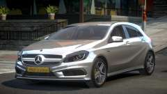 Mercedes-Benz A45 US para GTA 4