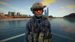 Sandman de CoD MW3 para GTA San Andreas