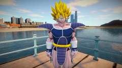 Turles SSJ from Dragon Ball Xenoverse 2 para GTA San Andreas