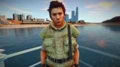 Chris Dead By Daylight (BETA) para GTA San Andreas