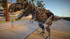 T-Rex skin v2 para GTA San Andreas