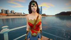 Wonder Woman (normal skin) para GTA San Andreas