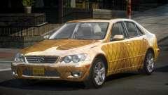 Lexus IS300 U-Style S4 para GTA 4