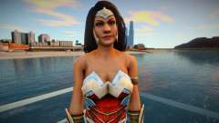 Wonder Woman (good skin) para GTA San Andreas