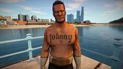 Johnny Cage [Mortal Kombat X] para GTA San Andreas