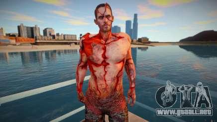 Derek C Simmons Human para GTA San Andreas