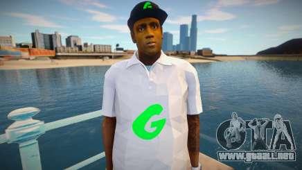 Sweet Green para GTA San Andreas