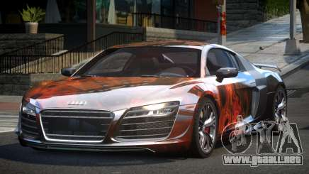 Audi R8 ERS S5 para GTA 4