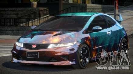 Honda Civic SP Type-R S1 para GTA 4