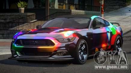 Ford Mustang BS-V S5 para GTA 4