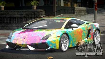 Lamborghini Gallardo SP-Q S7 para GTA 4